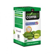 قرص قهوه سبز Green Coffee بی اس کی ۶۰ عددی