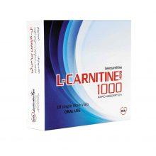 ویال ال کارنیتین L-Carnitine 1000 بی اس کی 10 عددی