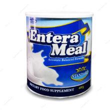 پودر انترامیل استاندارد وانیلی Entera Meal کارن 400g
