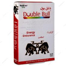 قرص دابل بول  Double Bull نیچرز اونلی 30 عددی