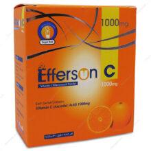 ساشه افرسان ث Vitamin C بهشاد دارو 20 عددی