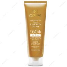 کرم ضد آفتاب فاقد چربی SPF50 سینره 50ml