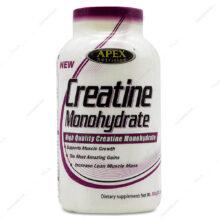 پودر کراتین مونوهیدرات Creatine Monohydrate اپکس 300 گرمی