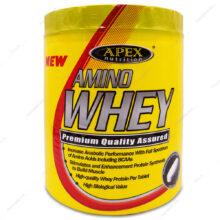 قرص آمینو وی Amino Whey اپکس ۴۰۰ عددی