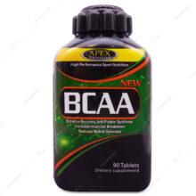 قرص بی سی ای ای BCAA اپکس 90 عددی