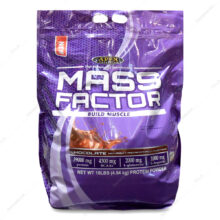 پودر عضله ساز مس فکتور Mass Factor شکلاتی اپکس 4540 گرمی
