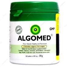 قرص آلگومد ALGOMED بسته 100 عددی