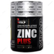 قرص زینک پلاس Zinc Plus ویتاپی 30 عددی