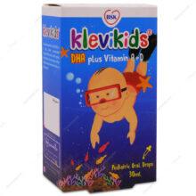 قطره کلوی کیدز DHA plus Vitamin A+D بی اس کی 30ml