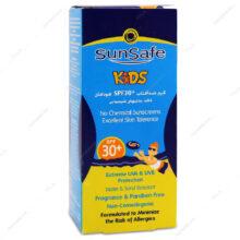 کرم ضد آفتاب کودکان SPF30 سان سیف ۵۰ml