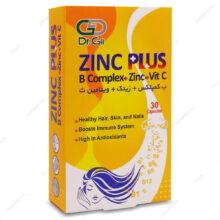 کپسول زینک پلاس ZINC PLUS دکتر گیل 30 عددی