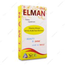 قرص المان ELMAN سیمرغ دارو عطار 30 عددی