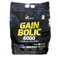 پودر گین بولیک 6000 Gain Bolic شکلاتی الیمپ 6800g