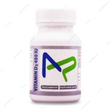 کپسول ویتامین د3 VITAMIN D3 ترید فورما 60 عددی
