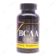 کپسول بی سی ای ای BCAA اس تی پی فارما 120 عددی