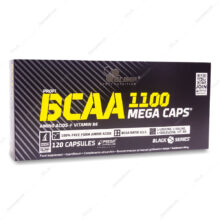 کپسول پروفی بی سی ای ای 1100 مگا کپس BCAA الیمپ 120 عددی