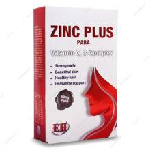 کپسول زینک پلاس Zink Plus اکسترا هپینس 40 عددی