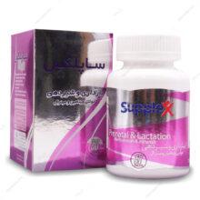 قرص مولتی ویتامین بارداری شیردهی Prenatal Lactation ساپلکس 60 عددی