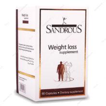 کپسول لاغری Weight loss سندروس 60 عددی