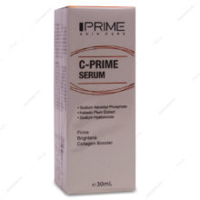 سرم ویتامین ث C-PRIME صورت و گردن پریم 30ml