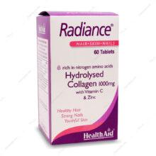 قرص رادیانس Radiance هلث اید 60 عددی
