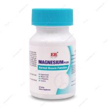 قرص منیزیم پلاس MAGNESIUM PLUS اکسترا هپینس 30 عددی