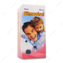 شربت سیموویرال Simoviral سیمرغ دارو عطار 120ml