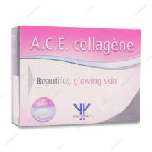 قرص ای سی ایی کلاژن A.C.E.collagene ایوپونری 30 عددی