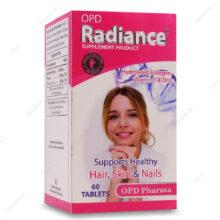 قرص رادیانس Radiance او پی دی فارما 60 عددی