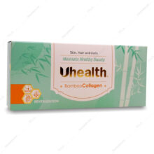 شربت بامبو کلاژن یوهلث Bamboo Collagen هولیستیکا 7 عددی