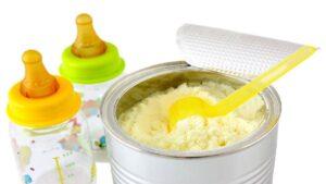 آیا شیر خشک در کودکان موجب یبوست در آنها میشود؟