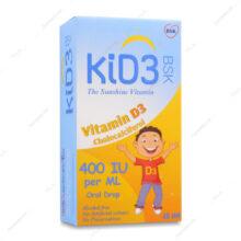 قطره خوراکی کید3 Kid3 بنیان سلامت کسری 15ml