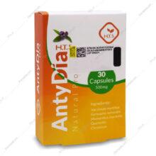 کپسول آنتی دیا AntyDia اچ تی اس 30 عددی