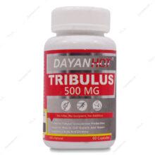 کپسول تریبولوس دایان هات TRIBULUS 500MG دایان فارما 60 عددی