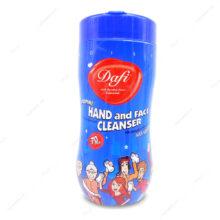 دستمال مرطوب دست و صورت Anti Bacterial دافی 70 عددی