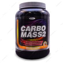 پودر کربو مس 2 Carbo Mass هلو و آناناس کارن 1200g