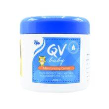 کرم مرطوب کننده کودکان QV کیووی 250ml