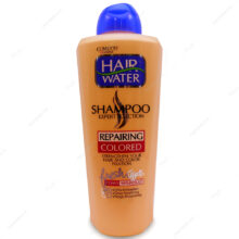 شامپو هیر واتر مو رنگ شده REPAIRING بدون سولفات کامان 400ml