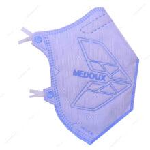ماسک 6 لایه کربن اکتیو N95 مداکس Medoux بدون سوپاپ یک عددی