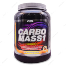 پودر کربو مس 1 Carbo Mass هلو و آناناس کارن 1200g