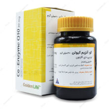 قرص کو آنزیم کیوتن Co Enzyme Q10 30mg گلدن لایف 60 عددی