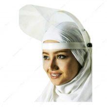 شیلد محافظ صورت متحرک قاب سفید Class E دکتر شیلد