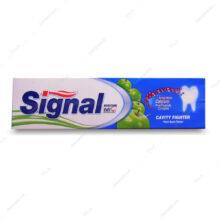 خمیر دندان ضد پوسیدگی طعم سیب CAVITY FIGHTER سیگنال 100ml