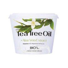 کرم روغن درخت چای Tea Tree Oil بیول 250ml
