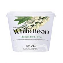کرم لوبیا سفید White Bean بیول 250ml