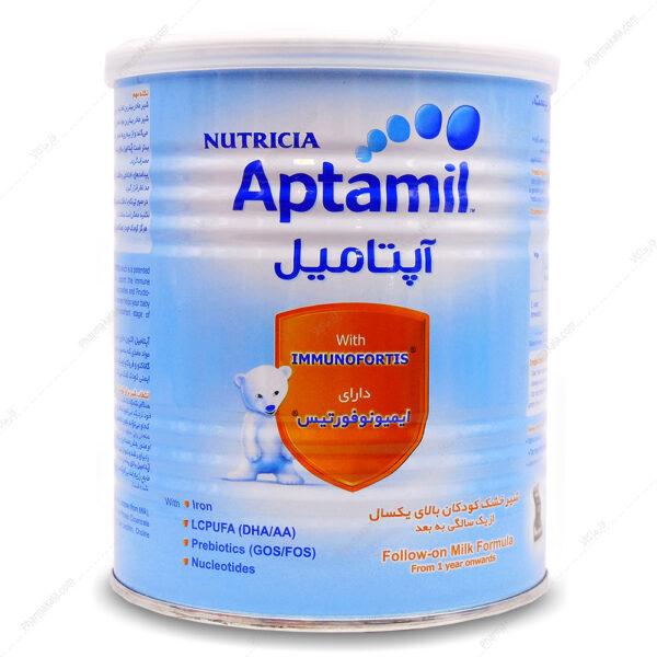 شیرخشک آپتامیل کودکان بالای یکسال نوتریشیا