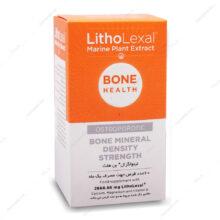 قرص بن هلث Bone Health لیتولگزال 60 عددی