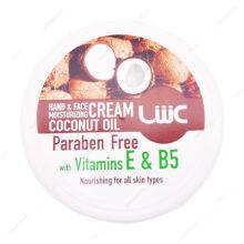 کرم مرطوب کننده نارگیل Coconut عش 100ml
