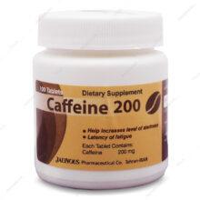 قرص کافئین Caffeine جالینوس 100 عددی