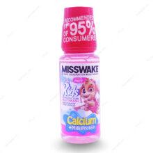 دهان شویه کودکان For Kids – Calcium صورتی میسویک 200ml
